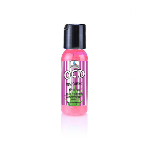 Neon Pink OCD Hand Sanitizer - Fortune Cookie Soap