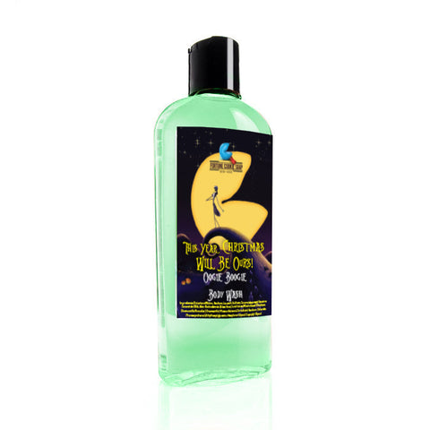 Oogie Boogie Body Wash - Fortune Cookie Soap
