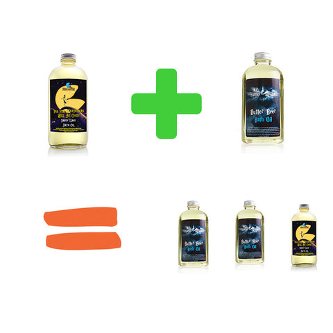 BUY 2 GET 1 FREE Bath Oil - Fortune Cookie Soap