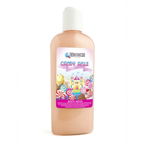 Sweet Dreamsicle Body Wash - Fortune Cookie Soap