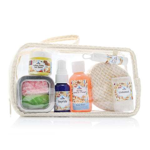 Pack Your Bags MINI COLLECTION - Fortune Cookie Soap
