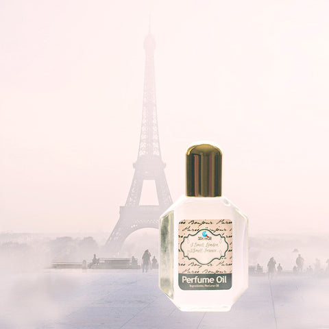 I SMELL LONDON, I SMELL FRANCE... Perfume Oil - Fortune Cookie Soap