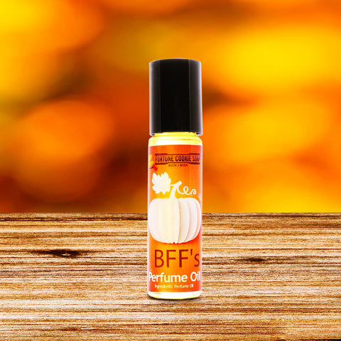 BFF's Perfume Oil - Fortune Cookie Soap
