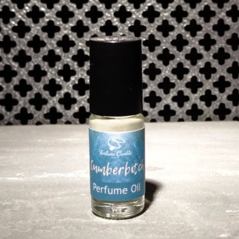 CUMBERBITCH Roll On Perfume Oil (Pre-order) - Fortune Cookie Soap