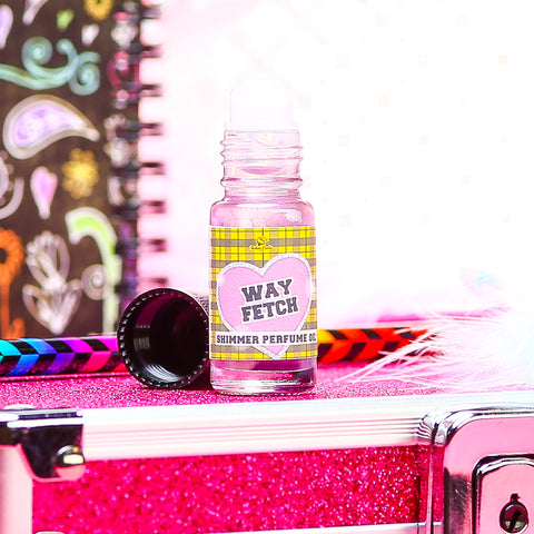 WAY FETCH Roll On Shimmer Perfume Oil