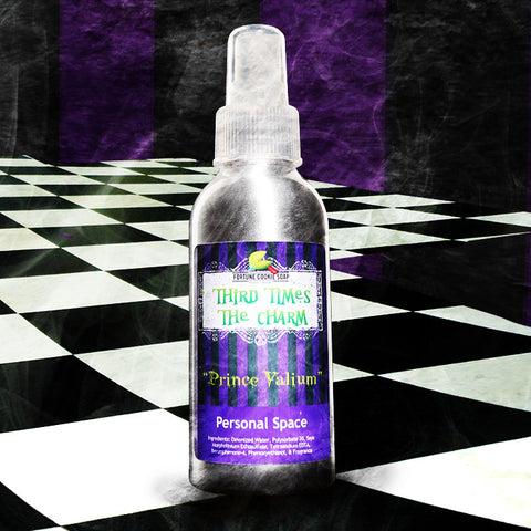 PRINCE VALIUM Personal Space Room Spray - Fortune Cookie Soap
