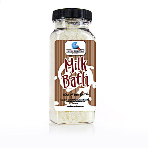 Pick of the Patch Milk Bath (12.5 oz) - Fortune Cookie Soap