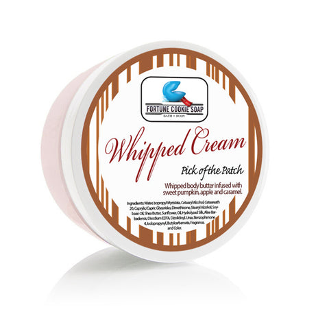 Pick of the Patch Body Butter - Fortune Cookie Soap