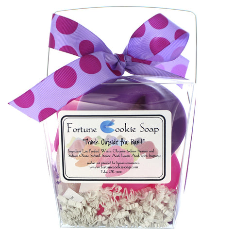 Pinkalicious Bath Gift Set - Fortune Cookie Soap - 1