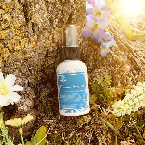 A THOUSAND TIMES, YES Twinkle Tonic Exfoliating Toner