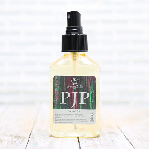 PJP Shower Oil