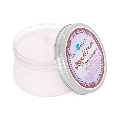 Pretty in Plumeria Body Butter - Fortune Cookie Soap