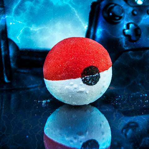 GOTTA CATCH 'EM ALL Bath Bomb