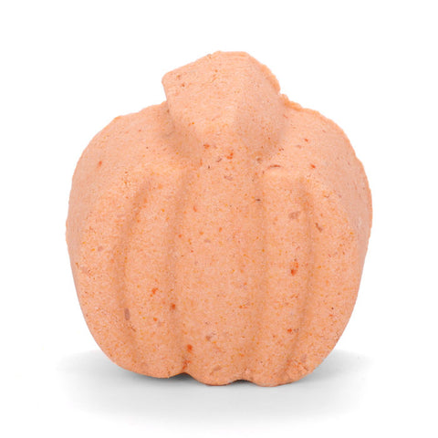 Cram Your Face in My Sweet Pumpkin Pie Bath Bomb (4 oz) - Fortune Cookie Soap