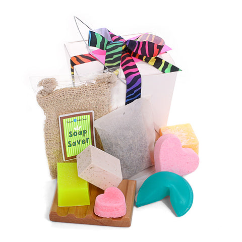 Lover Gift Set - Fortune Cookie Soap
