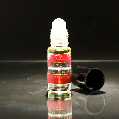 REBEL PRINCESS Roll On Perfume Oil