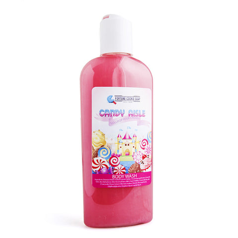 Lollipop Your Cherry Body Wash - Fortune Cookie Soap