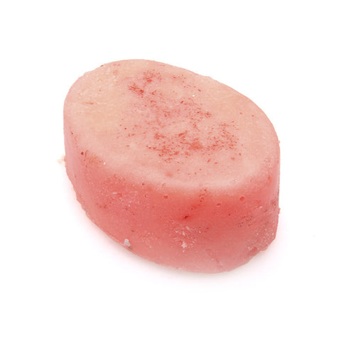 Lollipop Your Cherry Solid Sugar Scrub - Fortune Cookie Soap