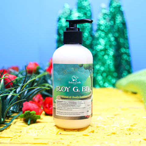 ROY G. BIV Hand & Body Lotion