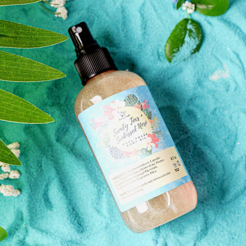 SANDY TOES + SUNKISSED NOSE Dual-Phase Body Oil