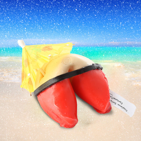 SORRY KIDS, SANTA'S ON VACATION Fortune Cookie Soap - Fortune Cookie Soap