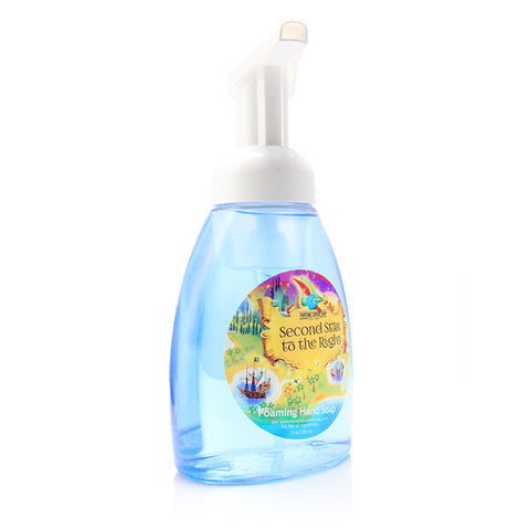 SECOND STAR TO THE RIGHT Foaming Hand Soap - Fortune Cookie Soap