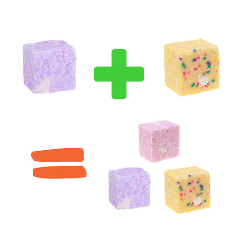 "BUY 2 GET 1 FREE ""Shampoo Bar"" - Fortune Cookie Soap"