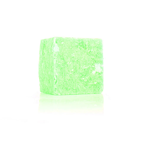 Neon Green Solid Shampoo Bar 3 oz - Fortune Cookie Soap