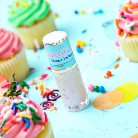 LET'S GET CAKED Shimmer Perfume Oil