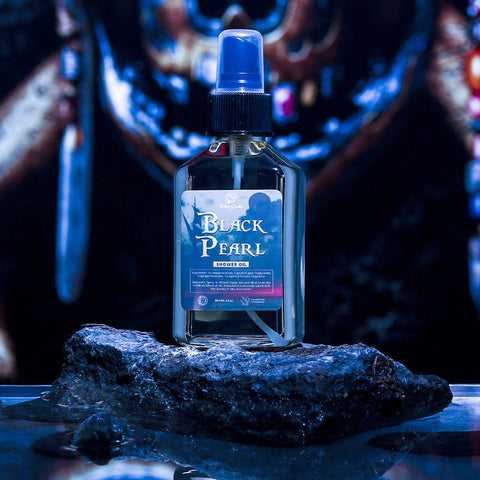 BLACK PEARL Shower Oil