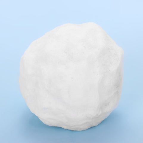 Snowball Fight Bath Bomb - Fortune Cookie Soap