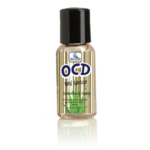 Something Nutty OCD Hand Sanitizer - Fortune Cookie Soap