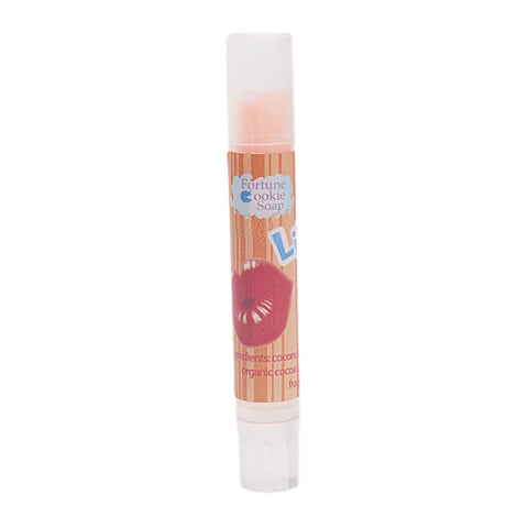 Something Tropical Lip Tint - Fortune Cookie Soap