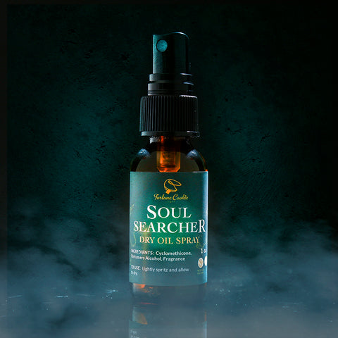 SOUL SEARCHER Dry Oil Spray