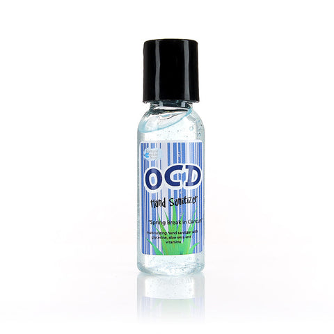Spring Break In Cancun OCD Hand Sanitizer - Fortune Cookie Soap