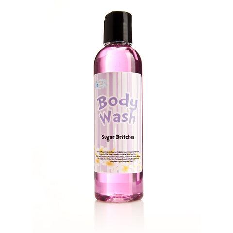 Sugar Britches Body Wash - Fortune Cookie Soap