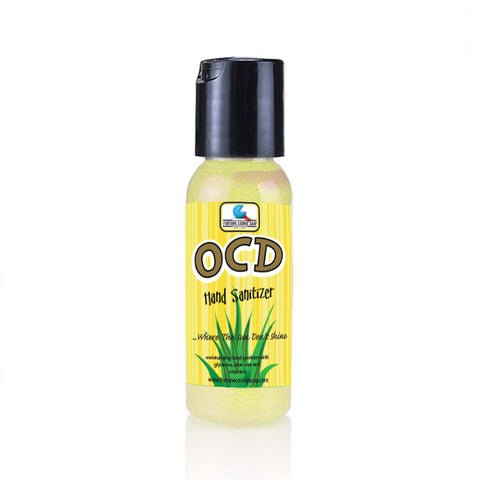 ...Where The Sun Don't Shine OCD Hand Sanitizer - Fortune Cookie Soap