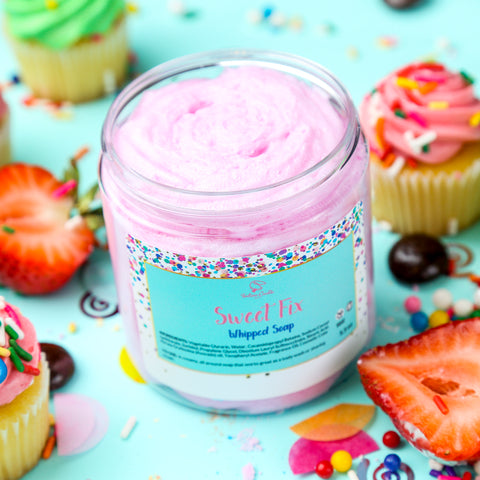 SWEET FIX Whipped Soap