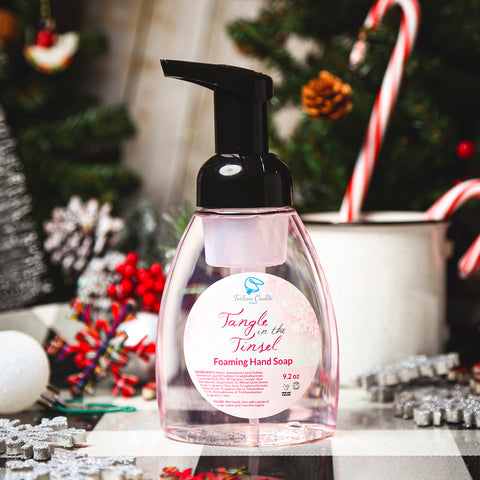 TANGLE IN THE TINSEL Foaming Hand Soap