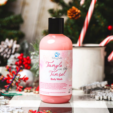 TANGLE IN THE TINSEL Body Wash