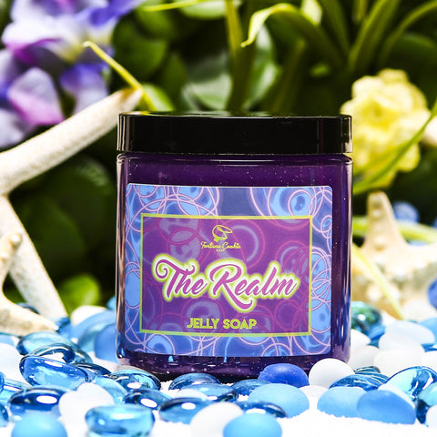 THE REALM Jelly Soap