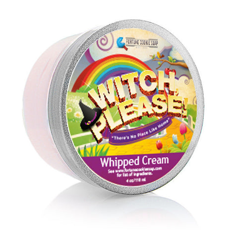 There's No Place Like Home Whipped Cream - Fortune Cookie Soap