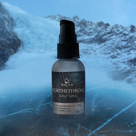 #ForTheThrone Toilet Spray