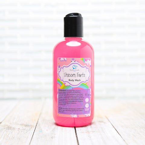 UNICORN FARTS Body Wash