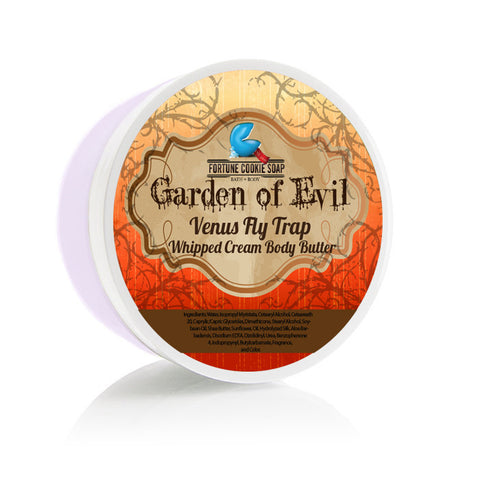 Venus Fly Trap Whipped Cream - Fortune Cookie Soap