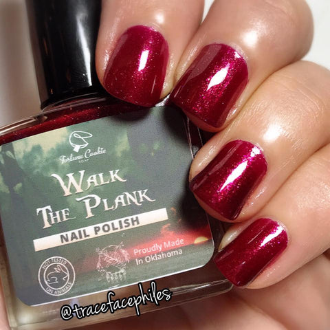 WALK THE PLANK Nail Polish