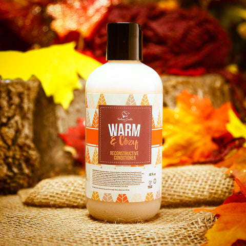 WARM & COZY Reconstructive Conditioner (NEW!)