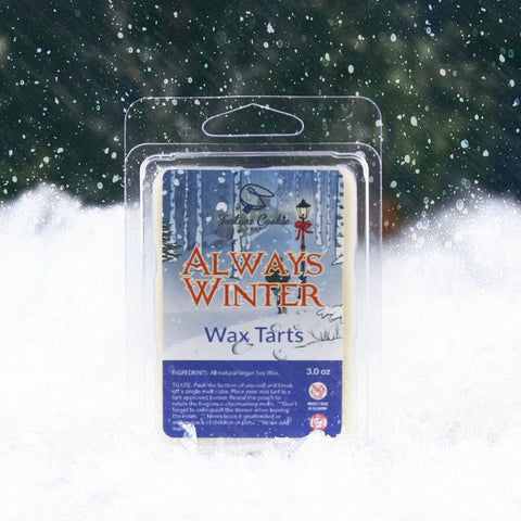 ALWAYS WINTER Wax Tarts