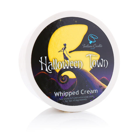 """Halloween Town"" Body Butter - Fortune Cookie Soap"
