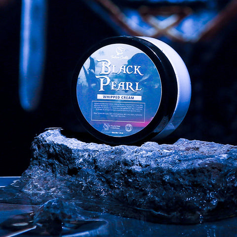BLACK PEARL Whipped Cream